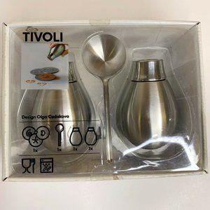 IKEA Tivoli Stainless Steel  6 pc Decorating Kit